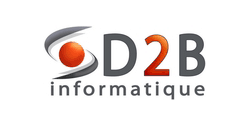 D2B Informatique Logo